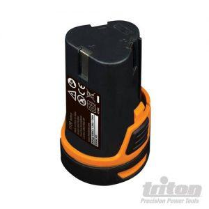 Triton T12 1,5 Ah Li-ion accu, 12 V
