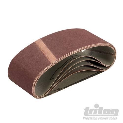 Triton 64 x 406 schuurband, 5 pk.