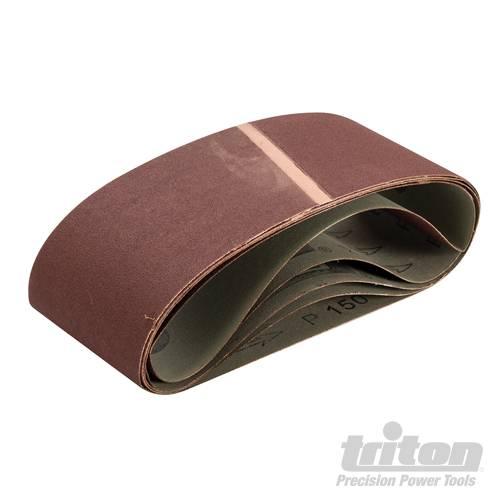 Triton 100 x 560 mm schuurband, 5 pk.