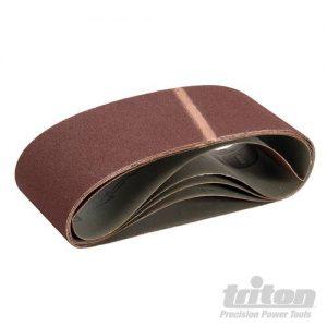 Triton 100 x 610 mm schuurband, 5 pk.