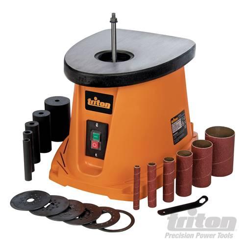 Triton 450 W Oscillerende schuurmachine