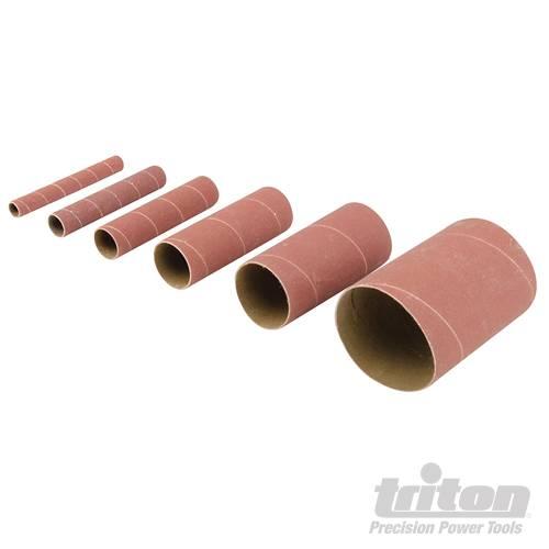 Triton Aluminiumoxide schuurkokers, 6 pk.