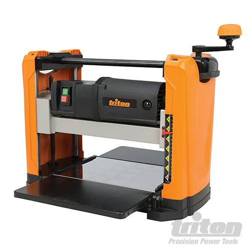 Triton 1100 W schaafbank, 317 mm