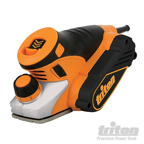 Triton 420 W handschaafmachine, 60 mm