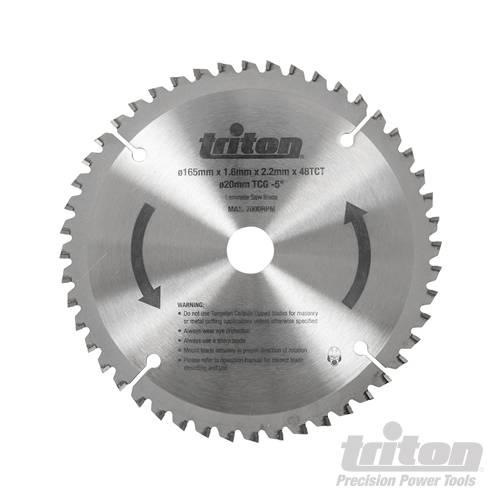 Triton Invalcirkelzaagblad, 48 T