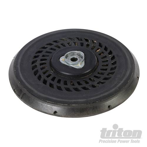 Triton 500 W Excenterschuurmaschine met tandwieloverbrenging