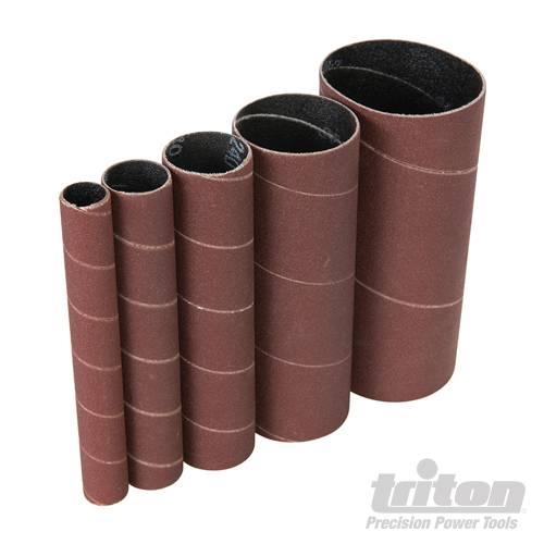 Triton Aluminiumoxide schuurhulzen 5 pk.