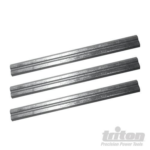 Triton 180 mm schaafbladen, 3 pk.