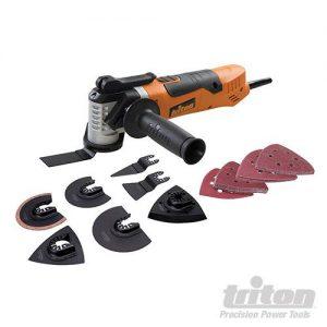 Triton 300 W sleutelloos multifunctioneel gereedschap