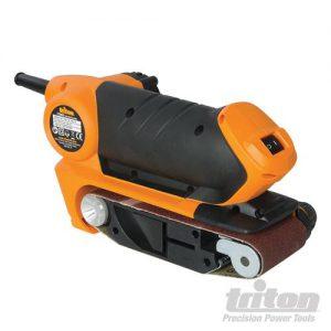 Triton 450 W Bandschuurmachine, 64 mm