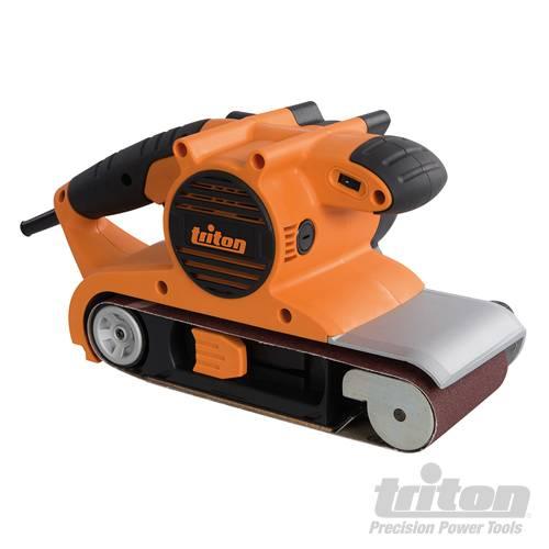 Triton 1200 W bandschuurmachine, 100 mm