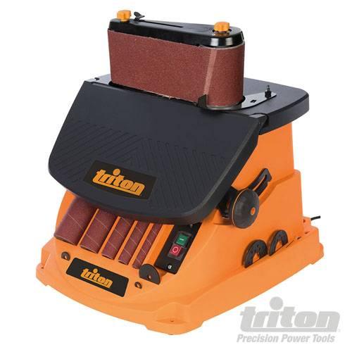 Triton 450 W oscillerende cilinder- en bandschuurmachine