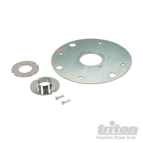 Triton Precisiebovenfrees met dubbele functie, 2400 W